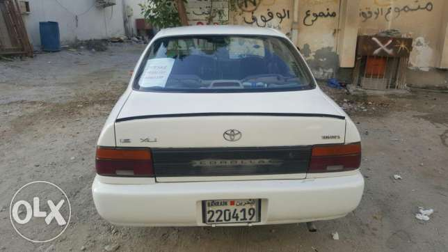 Toyota car  good condition