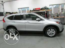 2013 honda cr-v ex-l in good condition