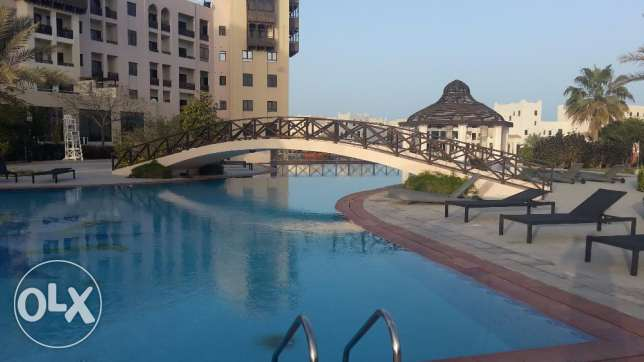 Awesome sea view 2 BR in Amwaj