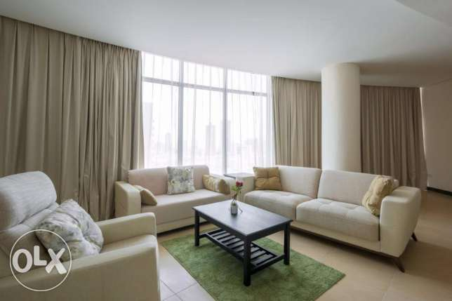 Modern Furnished Apartment Available in Juffiar