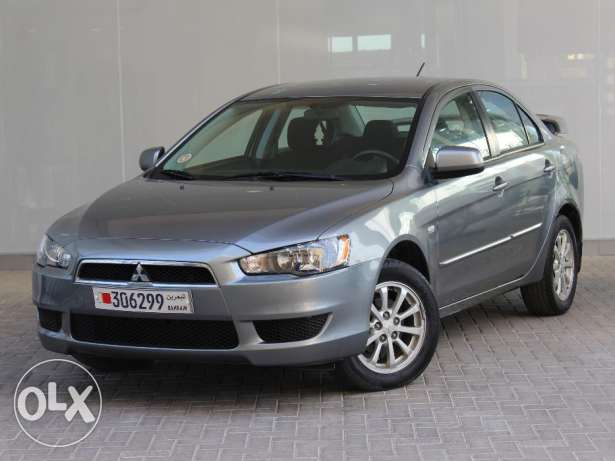Mitsubishi Lancer EX GLS 2.0L Mid option 2014 Grey For Sale