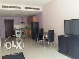 flat in amwaj for rent/ 2 bhk ff all inclusive