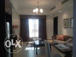 Beautiful one bedroom apartment for rent 380 in Mahooz.