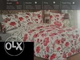 For sale reversible microfibre comforter set