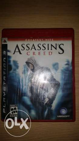 Assassin's Creed 1 for PS3