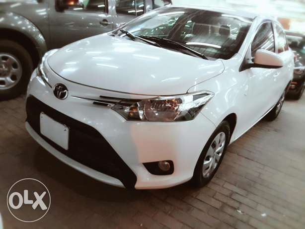 Toyota Yaris 1.5cc model 2015 model, for sale in cash and bank loan
