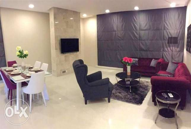 17JBA 2br fully furnished apartment for rent in close to cause way