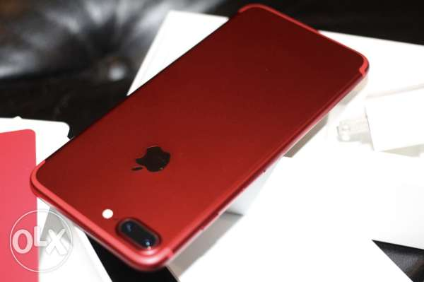 seling iphone 7 plus Red edition unlocked