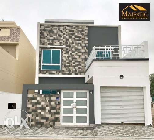 Modern Brand New Villa for Sale in Jabalat Habshi Area, Ref: MPM0128