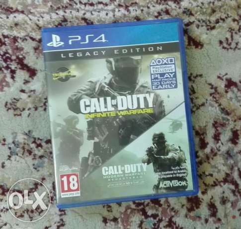 للبيع Call of Duty infinite warfare
