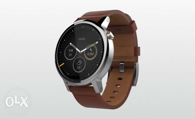 Moto 360 2nd gen Smart Watch