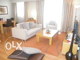 Two bedrooms fully furnished penthouse in Juffair