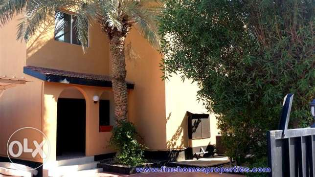 Un furnished Villa for rent at Sanad (Ref No:SDM14)