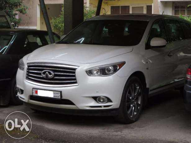 2014 Infinity QX60- Full Options - 3.5 Premium