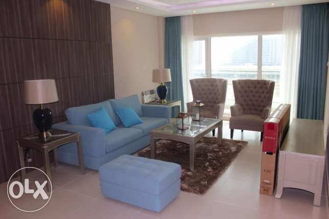Amwaj, Modern Sea view Brand new 2 BR / Balcony