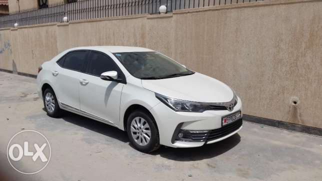I would like to sell my brand new Toyota corrola
