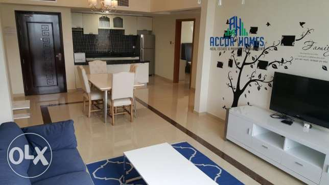 A new fully furnished flats 2 BR apartments-BHD 600-650BHD in Amwaj
