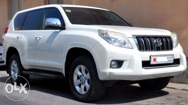 Toyota Prado 2012 Model Good condition For sale ام الحصم -  1