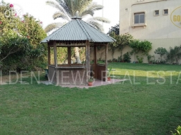 Fully furnished 4 bedroom villa with private pool,garden inclusiv