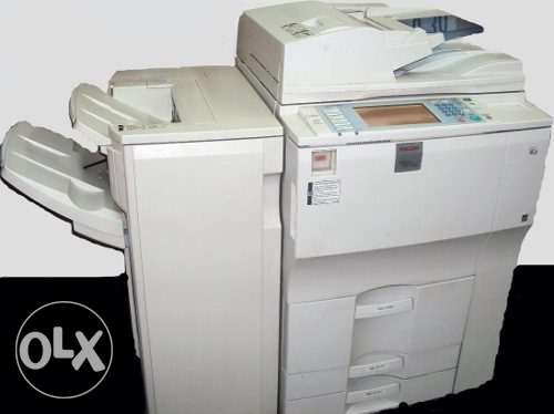 sales high speed copier ricoh machine with finisher