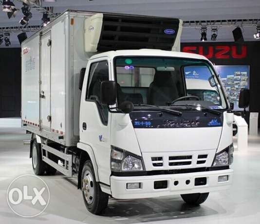 ISUZU Refrigerator SIX WHEEL 2015