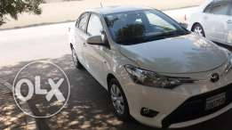 Toyota Yaris 1.3 L Full Automatic Well Maintained 2014 Model