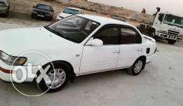 For sale Toyota corolla 95 model original japan
