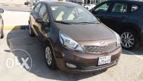 Kia Rio Salon 1.4 L Full Automatic Well Maintained 2013 Model