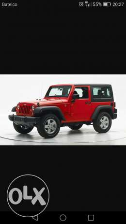 Required Jeep Wrangler model 2007 to 2009 at a reasonable price