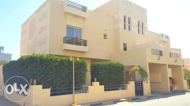SRA29 4br fully furnished villa in saar for rent with all facilities