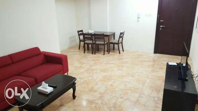 New hidd/ brand new/ 2 BHK fully furnished flat المحرق‎ -  2