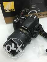 Nikon D3100 With Full Box