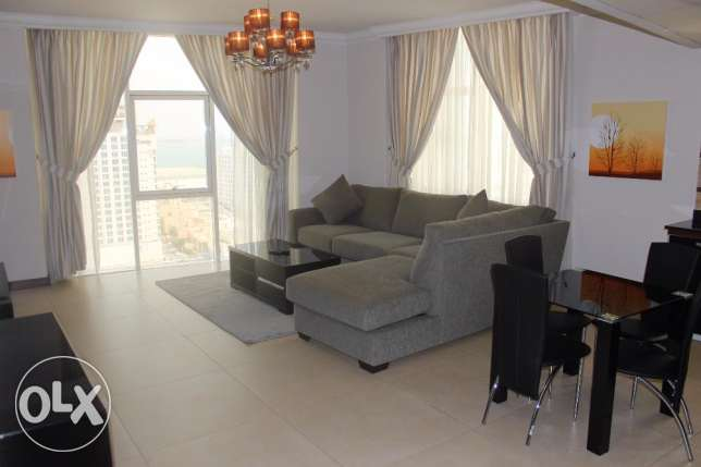 Spacious 1 BR Apartment in Juffer / Sea view