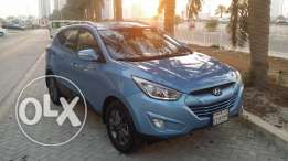 Jeep Hyundai Tucson Full Automatic Well Maintained 2015 Model