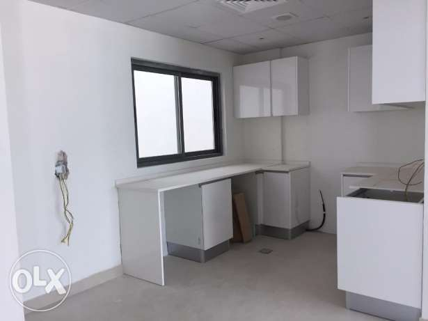 Brand new semi furnished 1 & 2 bedrooms flats for rent in Seef..