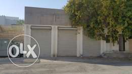 Saar:- 3 Shutters Shop for Rent