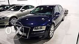 Audi A8 2008 only 65000 km Xmas Offer