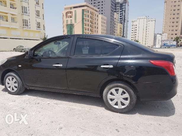Nissan Sunny 2014 - negotiable price