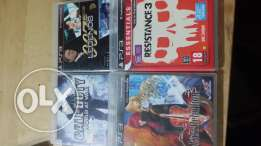 Ps3 games exchange