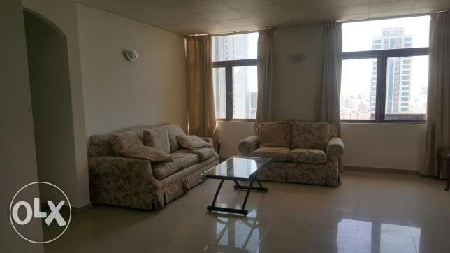 1bhk fully furnished flat in diplomatic area bd 350 exclusive