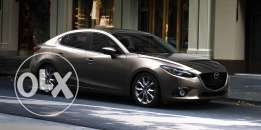 Mazda 3 -2016 FOR SELL