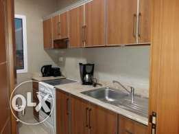 1 bedroom flat for rent in Adliya/ fully furnished incl