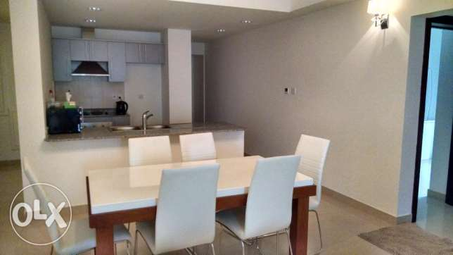 2 BR Fully Furnished Apartment in Amwaj Near Supermarket