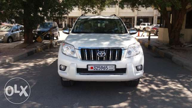 Jeep Toyota Land Cruiser Prado TX-L Full Automatic 2012 Model