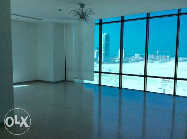 Sea view 2 bedroom semi furnished apartment