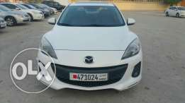Urgent sale mazda 3V full option with sunroof accident free