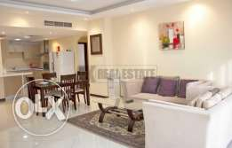 Peaceful Colorful 2 Bedroom Apartment in Juffair for rent