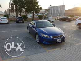 Clean and Low Mileage Honda Accord Coupe V6 2010 for Sale