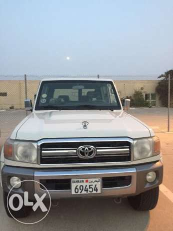 for sale Toyota land cruiser 70th series 2010