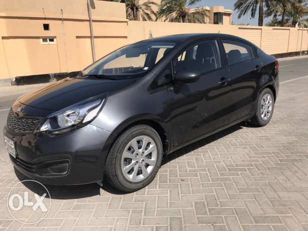 Kia Rio 2015 under 5 years or 100k mileage warranty